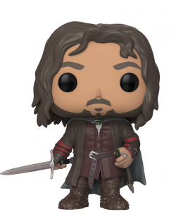 Фигура Funko Pop! Movies: The Lord of the Rings - Aragorn; #531