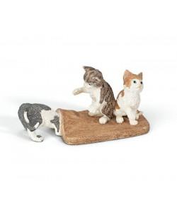 Фигурки Schleich от серията Животът във фермата: Котенца