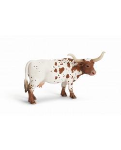 Фигурки Schleich от серията Животът във фермата: Тексаска дългорога крава