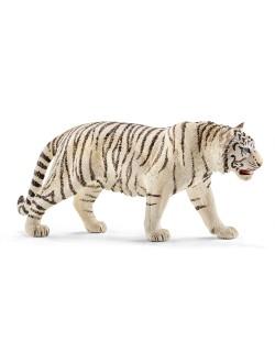 Фигурка Schleich от серията Дивия живот - Азия и Австралия: Тигър бял