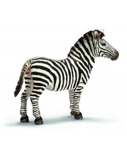 Фигурка Schleich от серията Дивия живот - Африка: Зебра - мъжка