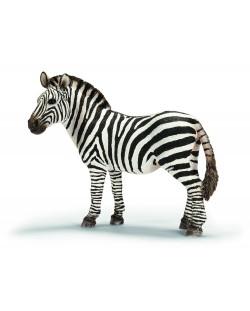 Фигурка Schleich от серията Дивия живот - Африка: Зебра - женска