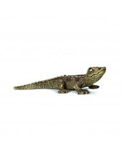 Фигурка Schleich от серията Дивия живот - Африка: Крокодил, бебе