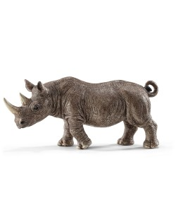 Фигурка Schleich от серията Дивия живот - Африка: Носорог