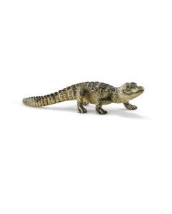 Фигурка Schleich от серията Дивия живот - Америка: Алигатор - бебе