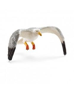 Фигурка Schleich от серията Дивия живот - Животните в Европа: Чайка