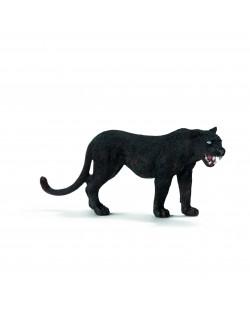 Фигурка Schleich от серията Дивия живот - Америка: Черна пантера