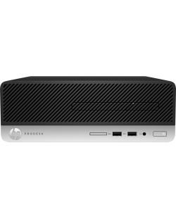 Настолен компютър HP ProDesk - 400 G6 SFF, черен