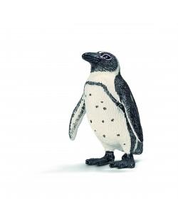 Фигурка Schleich от серията Дивия живот - Арктика и Антарктика: Африкански пингвин