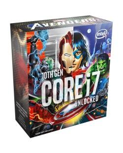 Процесор Intel Core i7 - 10700KA, Marvel Avengers Special Edition