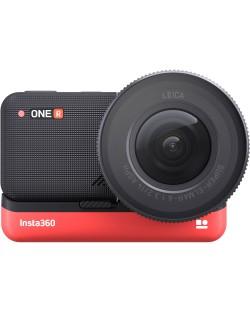 "Екшън камера INSTA - 360 One R 1"", черна"