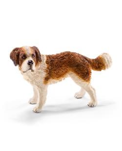 Фигурка Schleich от серията Кучета: Санбернар
