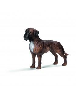 Фигурка Schleich от серията Кучета: Боксер, мъжки