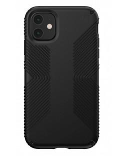 Калъф Speck - Presidio Grip, за iPhone 11, черен