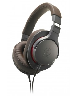 Слушалки Audio-Technica - ATH-MSR7b, hi-fi, gunmetal