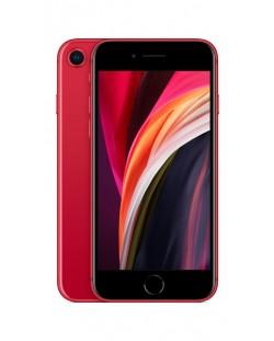 Смартфон iPhone SE - 2nd gen, 64GB, червен