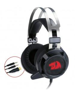 Гейминг слушалки Redragon - Siren H301, черни