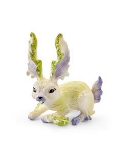 Фигурка Schleich от серията Баяла Илорис: Дългоухото зайче на Зера