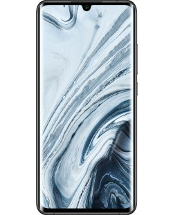 "Смартфон Xiaomi Mi Note 10 - 6.47"", 128GB, midnight black"