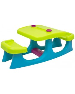 Комплект за градина Keter Patio center - Масичка с пейки