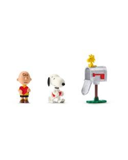 """Фигурка Schleich от серията """"Peanuts"""": Комплект Фъстъчета - Свети Валентин"""
