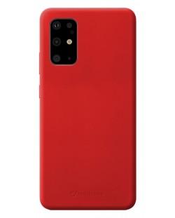 Калъф Cellularline - Sensation, за Samsung Galaxy S20+, червен