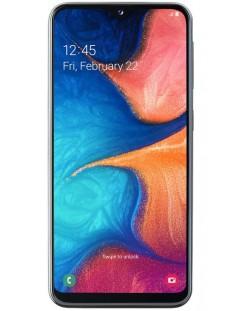 "Смартфон Samsung Galaxy A20e - 5.8"", 32GB, черен"