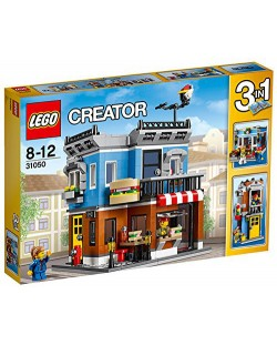 Конструктор Lego Creator - Закусвалня на ъгъла (31050)