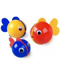 Играчка за баня Ambi Toys - Рибки за балончета Bubble Fish
