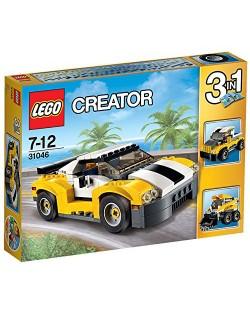 Lego Creator: Бърза кола (31046)