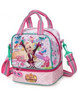 Детска термо чанта J. M. Inacio - Regal Academy, с двойно дъно