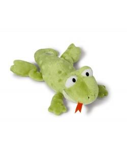Плюшена играчка Nici – Лежащ гущер, 30 cm