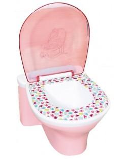 Детски аксесоар Zapf Creation, Baby Born - Забавна тоалетна