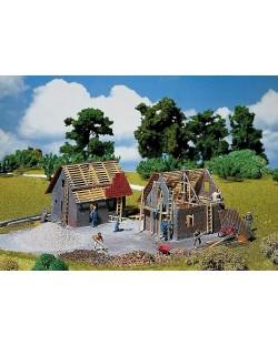 Къща в строеж Faller