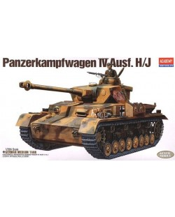 Немски танк Academy Panzerkampfwagen IV Ausf. H/J (13234)
