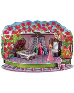 Игрален комплект Bullyland Disney Princess - Магическите моменти на Аурора