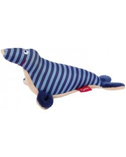 Мека бебешка дрънкалка Sigikid Toy Ahoi – Тюленче