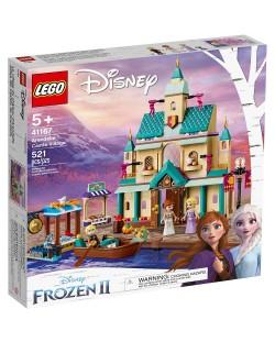 Конструктор Lego Disney Frozen - Замъкът Аръндейл (41167)