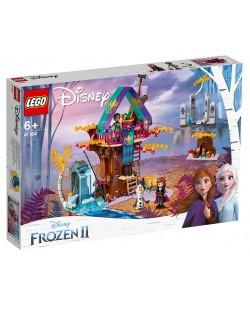 Конструктор Lego Disney Frozen - Омагьосаната къща на дърво (41164)