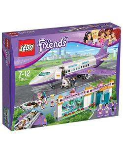 Конструктор Lego Friends - Летището на Heartlake (41109)