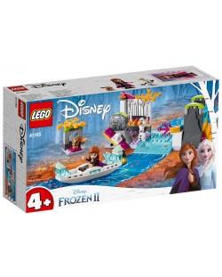 Конструктор Lego Disney Frozen - Експедиция с кану на Ана (41165)