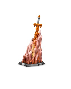 Фигурка Schleich от серията Аксесоари към Елдрадор: Магически светещ меч