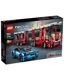 Конструктор Lego Technic - Aвтовоз (42098)