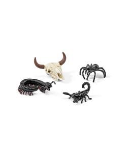 Фигурки Schleich от серията Аксесоари към Диви Животни: Комплект - долината на смъртта