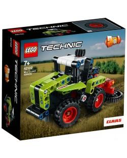 Конструктор Lego Technic - Mini Claas Xerion (42102)