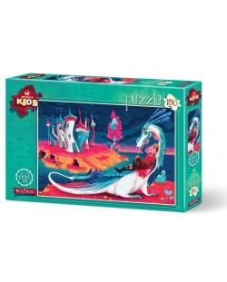 Пъзел Art Puzzle от 150 части - Малкият Крал