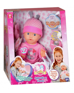 Кукла Takmay Toys, Mother Love - С пляскащи ръчички
