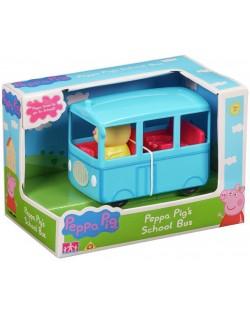 Комплект фигурки Peppa Pig - Превозно средство с фигурка, асортимент