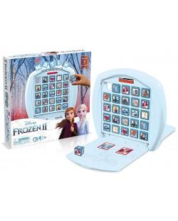 Игра с карти и кубчета Top Trumps Match - Frozen 2
