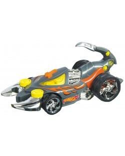 Количка-скорпион Mondo Motors Hot Wheels - Scorpedo, със звук и светлина